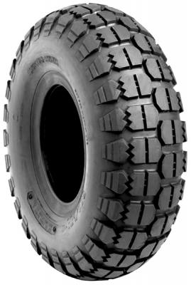 Universal Non-Marking Gray Tires