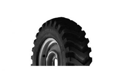Trac Loader Chevron Tires